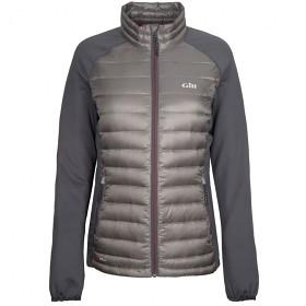 Bild på Gill Hybrid Down Jacket Women - Peweter