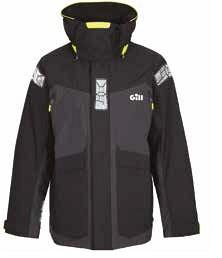 Bild på Gill OS2 Offshore Jacket Men - Black