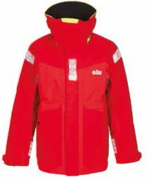 Bild på Gill OS2 Offshore Jacket Men - Red