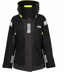 Bild på Gill  OS2 Offshore Jacket Women - Black