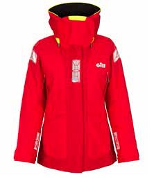Bild på Gill  OS2 Offshore Jacket Women - Red
