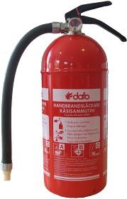 Bild på Glorex brandsläckare 2kg