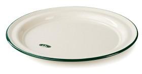 Bild på GSI Deluxe Enamelware Plate Cream