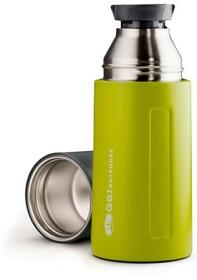 Bild på GSI Glacier Stainless Vacuum Bottle 0.5 L Green