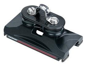 Bild på Harken 22 mm High-Load 1250 Car — Fixed Sheaves, Eyestrap