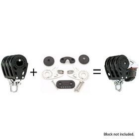 Bild på Harken 57mm Carbo Block Cam Conversion Kit