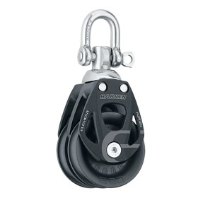 Bild på Harken 60mm Element Double Swivel Block