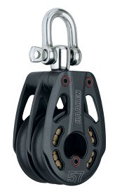 Bild på Harken Black Magic 57mm Double Swivel/low-load