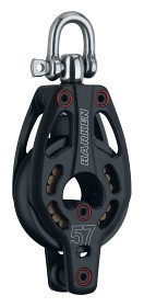 Bild på Harken Black Magic 57mm Single Swivel/low-load/becket