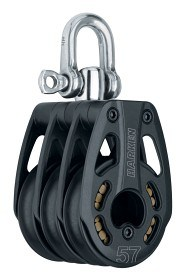 Bild på Harken Black Magic 57mm Triple Swivel