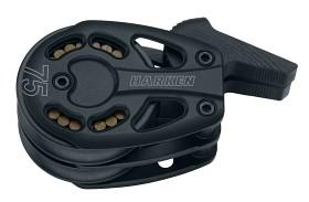 Bild på Harken Black Magic 75mm Double Footblock Lockoff