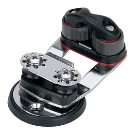 Bild på Harken Micro Cam Base — Swivel, 16 mm