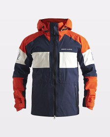 Bild på Henri Lloyd M-Pro Hooded Jacket 3L GTX - Navy Blue