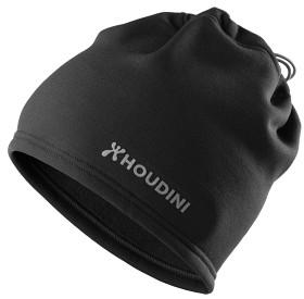 Bild på Houdini Power Hat True Black/White Logo