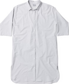 Bild på Houdini W's Route Shirt Dress Ground Grey