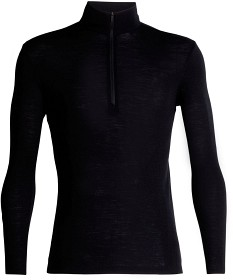 Bild på Icebreaker M's Everyday LS Half Zip 175 Black