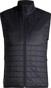 Bild på Icebreaker M's Helix Vest Black/Jet Hthr