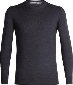 Bild på Icebreaker M's Shearer Crewe Sweater Char Hthr (2018)