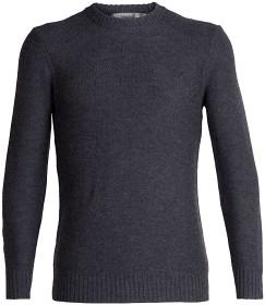 Bild på Icebreaker M's Waypoint Crewe Sweater Char Hthr