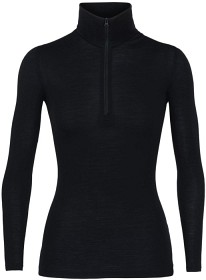 Bild på Icebreaker W's Everyday LS Half Zip 175 Black