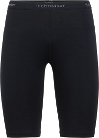 Bild på Icebreaker W's Zone Shorts 200 Black/Mineral