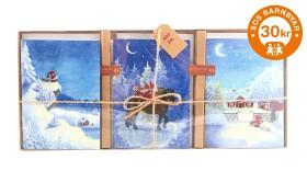 Bild på Julkort SOS Barnbyar