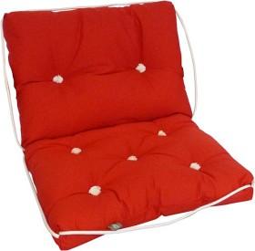 Bild på Kapock-kudde röd dubbel