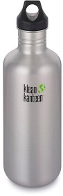 Bild på Klean Kanteen 1182 ml Classic with Loop Cap Brushed Stainless