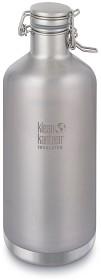 Bild på Klean Kanteen 1900 ml Growler Vacuum Insulated (w/Swing Lok® Cap) Brushed Stainless