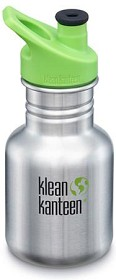 Bild på Klean Kanteen Kid 355 ml with Sport Cap Brushed Stainless