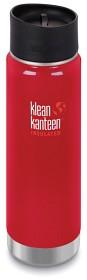 Bild på Klean Kanteen 592 ml Wide Insulated Café Cap Mineral Red