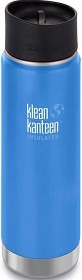 Bild på Klean Kanteen 592 ml Wide Insulated Café Cap Pacific Sky