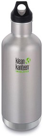 Bild på Klean Kanteen 946 ml Insulated Classic Brushed Stainless