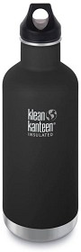 Bild på Klean Kanteen 946 ml Insulated Classic Shale Black