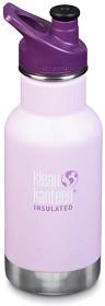 Bild på Klean Kanteen Insulated Kid Classic 355 ml with Sport Cap Sugarplum Fairy