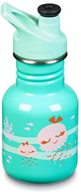 Bild på Klean Kanteen Kid Classic 355 ml with Sport Cap Jellyfish
