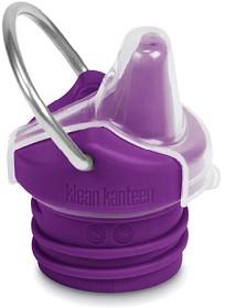 Bild på Klean Kanteen Kid Sippy Cap Dark Purple (passar alla Classic)