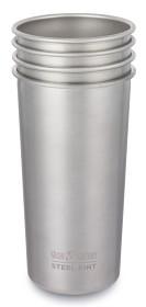 Bild på Klean Kanteen Steel Pint 592 ml 4-pack Brushed Stainless
