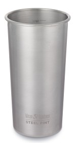 Bild på Klean Kanteen Steel Pint 592 ml Brushed Stainless