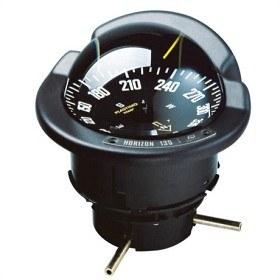 Bild på Plastimo Kompass Horizon 135 Svart Platt Ros