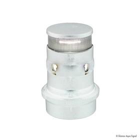 Bild på Lanterna Aqua Signal 34 LED Topp/Ankar Quickfit fäste Vit