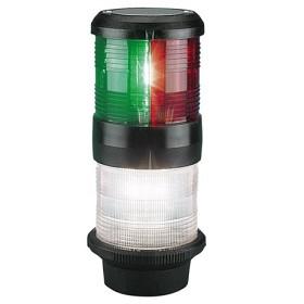 Bild på Lanterna Aqua Signal 40 3-färg med ankar Svart