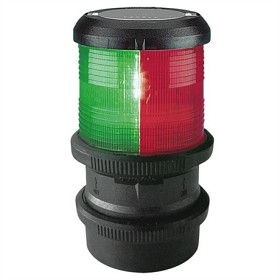 Bild på Lanterna Aqua Signal 40 3-färg Quickfit Svart