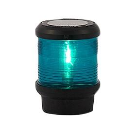 Bild på Lanterna Aqua Signal 40 Grön Runtlysande Svart