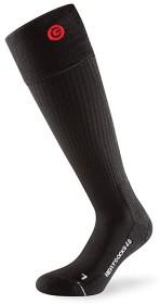 Bild på Lenz Heat Sock 4.0 Toe Cap Black