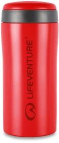 Bild på Lifeventure Thermal Mug Matt Red