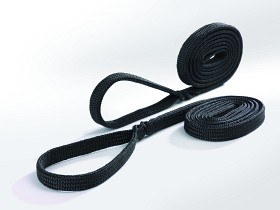 Bild på Liros Fender Ropes 8mm Black 2-pack