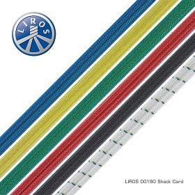 Bild på Liros Shock Cord Black 8mm