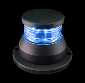 Bild på Lopolight 360° Blue  w/strobe and 360° white
