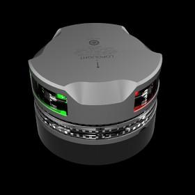 Bild på Lopolight Kombilanterna 3-färgs med ankarljus <20m